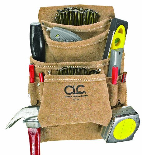 CLC I923X Custom Leathercraft Carpenters Tool Bag