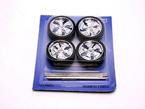 Car Wheels- Miniature Voiture de Collection, 2005, Argent
