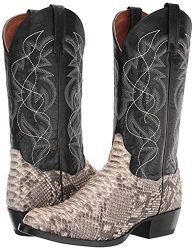 Dan Post Boots Men's Cowboy, Western Boot, Python, 10