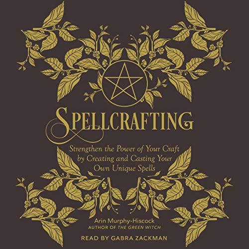 Spellcrafting audiobook cover art