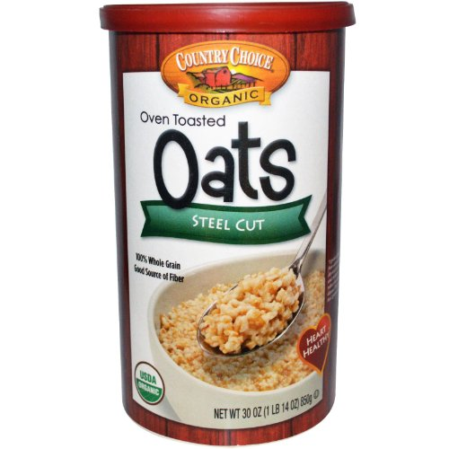 country choice steel cut oats - 1