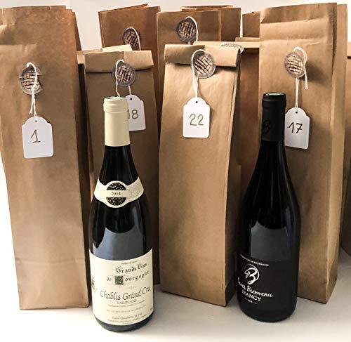 POLYDISVINS: Calendrier de l'avent VINS: 24 bouteilles