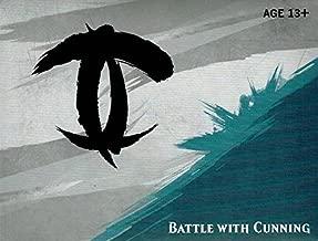 Ojutai Dragon Clan: Prerelease Kit (6 Packs) Dragons of Tarkir - Magic the Gathering - MTG Trading Card Game Pack (WHITE/BLUE)