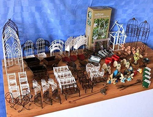 jeremie Miniature Fairy Max 79% OFF Kit San Diego Mall Garden Assortment