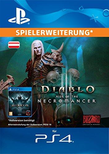 Diablo III: Rise of the Necromancer [PS4 Download Code - österreichisches Konto]