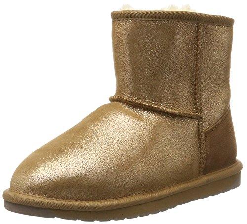 EMU Australia Damen Stinger Kurzschaft Stiefel, Gold (Rose Gold), 42 EU
