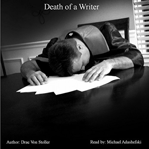 Death of a Writer audiobook cover art