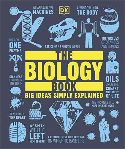 The Biology Book: Big Ideas Simply Expl