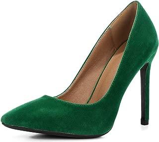 Women's Pointy-Toe Stiletto High Heels Dress Pumps