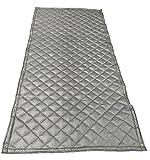 Acoustic Blanket - 4' X 8' Single Faced Fiberglass Wall Blanket w/Grommets