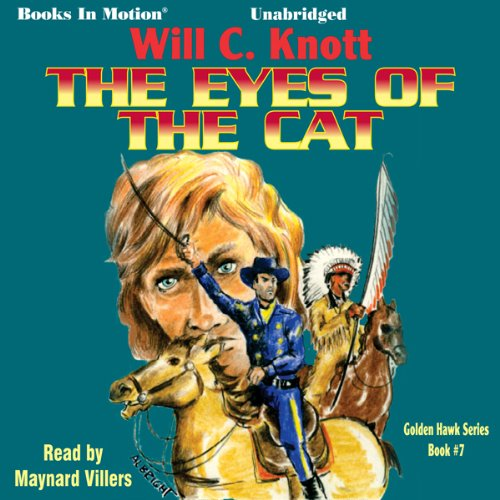 The Eyes of the Cat audiobook cover art