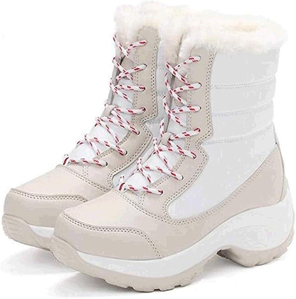 Winter Boots 4 years warranty for Women Boo Snow Warm Platform 5 ☆ popular