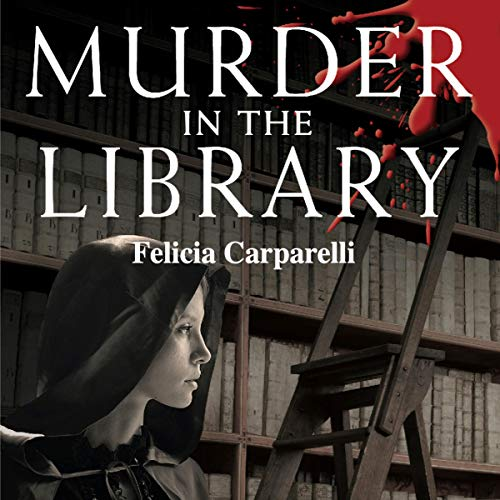 Murder in the Library: A Mystery Inspired by Sherlock Holmes and One of His Most Famous Cases audiobook cover art