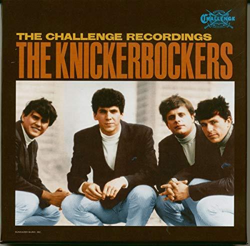 The Challenge Recordings - Knickerbockers