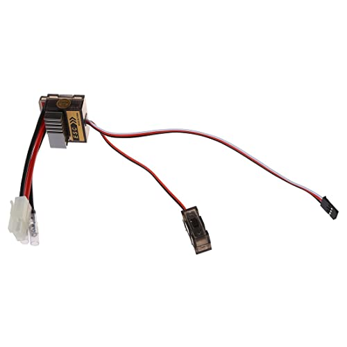 SODIAL (R) pennello HSP ESC ha 320 inverter bidirezionale di guidare camion RC Buggy