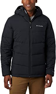 Columbia Mens Lone Fir 650 TurboDown Hooded Jacket