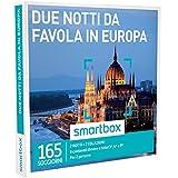 Smartbox - Due Notti Da Favola In Europa - 165 Soggiorni In Hotel 3* e 4*, Cofanetto Regalo