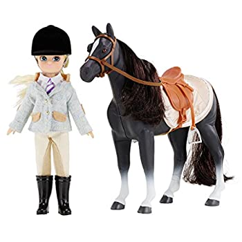 Lottie Pony Pals Doll with Horse | Horse Gifts for Girls | Horse Toys for Girls & Boys