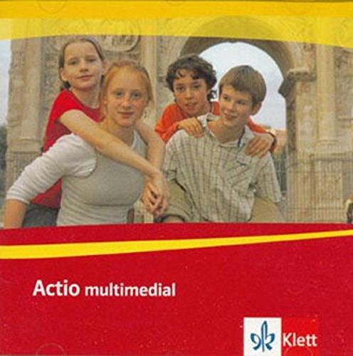 Actio 1/2: Schüler-CD-ROM zu Actio 1 und 2 1./2. Lernjahr (Actio. Lateinisches Unterrichtswerk ab 2005)