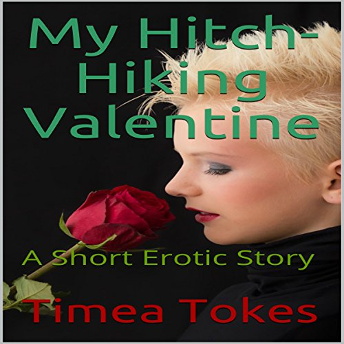 My Hitch-Hiking Valentine audiobook cover art