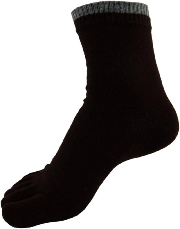 Men Toe Socks Five Finger Running Running Running Socks Fashion Mini Sports Ankle Socks 6 Pairs Cotton Breathable Boy Adult red 0bd83c