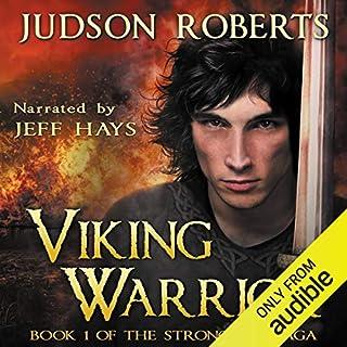 Viking Warrior audiobook cover art