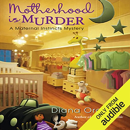 Motherhood Is Murder cover art
