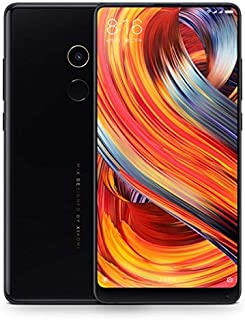 Xiaomi Mi Mix 2 Dual SIM - 64GB, 6GB RAM, 4G LTE, Black - International Version