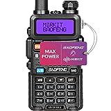 Mirkit Radio Baofeng UV-5R MK4 MP Max Power 2021 Li-Ion Battery 1800 mAh Pack, BaofengRadio Corp.