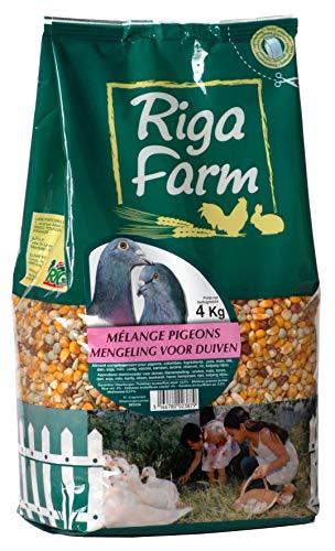 Riga - Miscela di piccioni, 4 kg