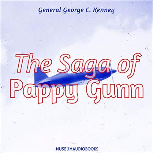 The Saga of Pappy Gunn cover art