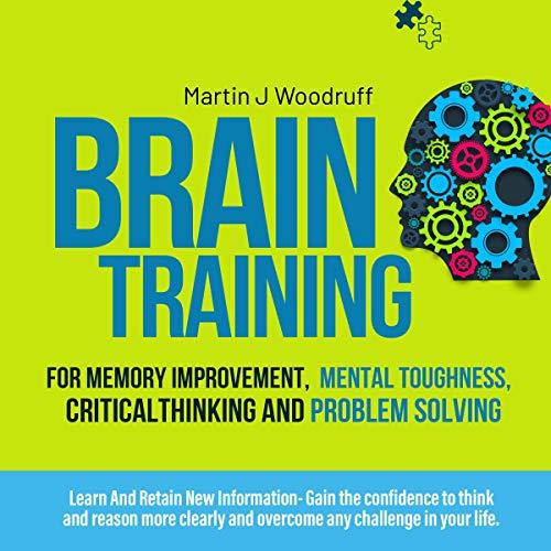Brain Training for Memory Improvement Titelbild