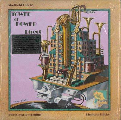 Tower of Power Direct [Vinyl LP]