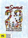 The Simpsons Season 20   20 Years   4 Discs   NON-USA Format   PAL   Region 4 Import - Australia