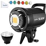 【GODOX正規代理店】Godox SL 60W ビデオカメラ ライトLED電球 ビデオライト5600±300K Bowens LED電球 スタジオ連続ランプ
