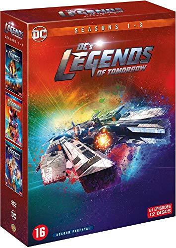 DC's Legends of Tomorrow-Saisons 1 à 3