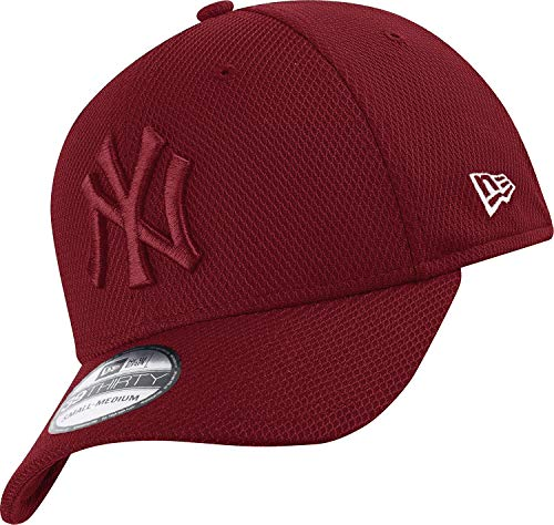 New Era York Yankees 39thirty Stretch Cap Diamond