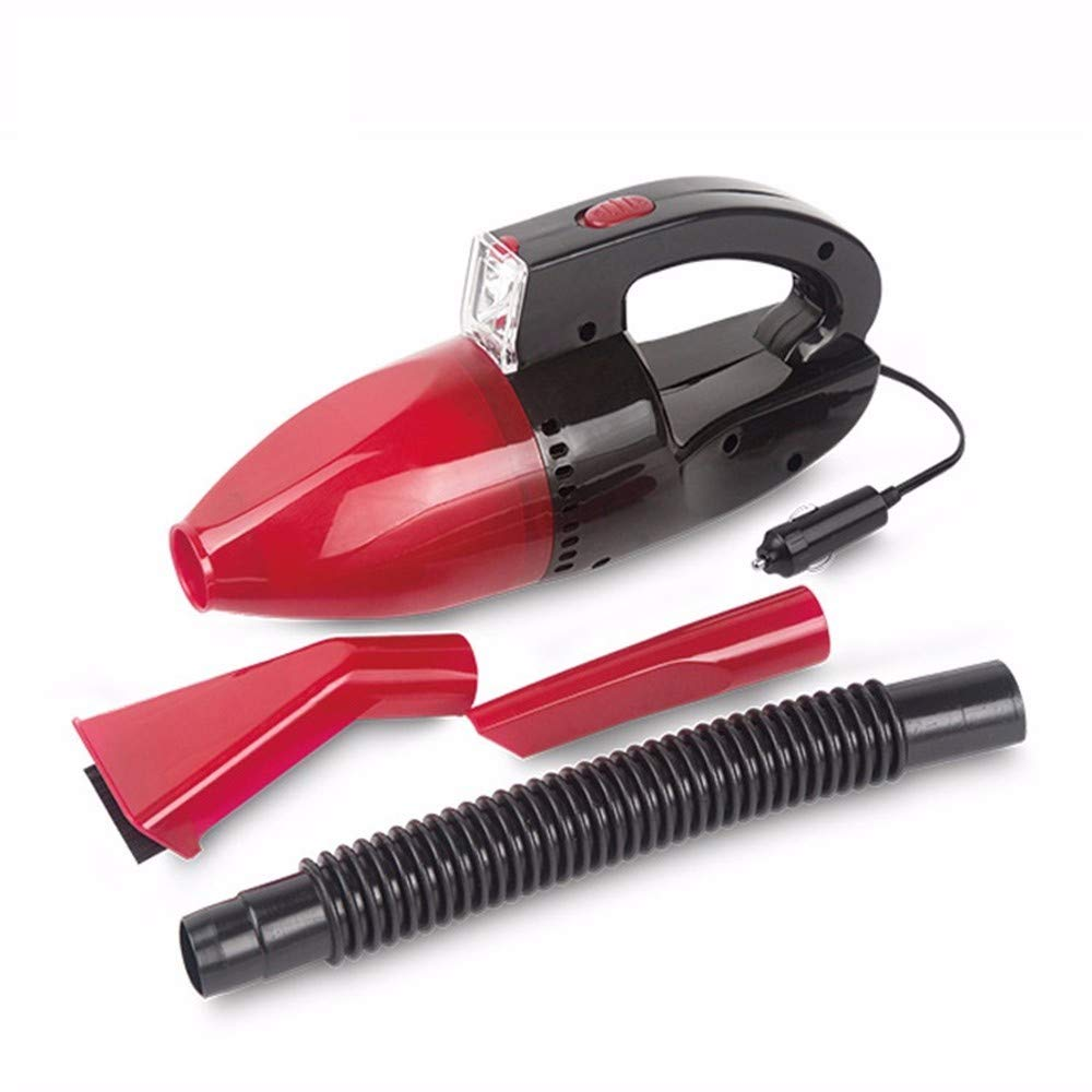 BT.CE Aspirador De Coche, Car Vacuum Cleaner Limpiador Auto 12V Luz Portatil De Mano Aspiradora Aspirador Mojado Y Seco Aspiradora: Amazon.es: Coche y moto