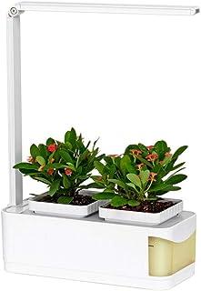 Smart Herb Garden Kit Led Grow Light Hydroponic Growing Multifunction Desk Lamp Garden Plants Flower Hydroponics Grow Tent...