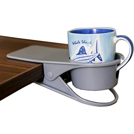 Drinking Cup Holder Clip Car Bottle Cup Stand The DIY Glass Clamp Storage Saucer Clip Water Coffee Mug Holder Beverage Drink Holder
