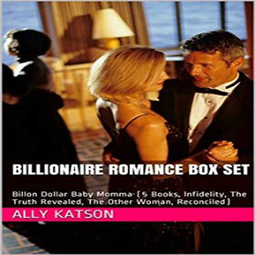 Couverture de Billionaire Romance Box Set: Billon Dollar Baby Momma