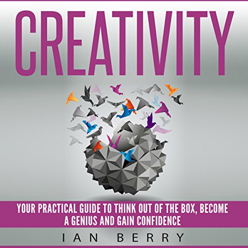 Creativity audiobook cover art