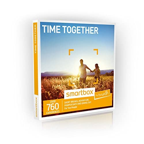 1b5999c15c8c Buyagift Time Together Gift Experiences Box - 760 ideal gifts for couples  to create special moments together: Amazon.co.uk: Sports & Outdoors