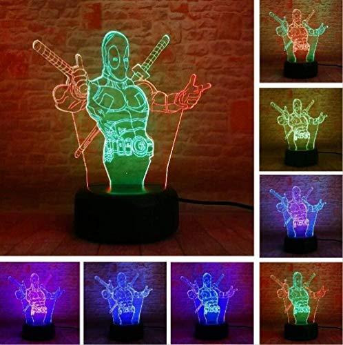 3D dj hoofdtelefoon lamp d illusie studio monitor hoofdtelefoon HiFi muziek hoofdtelefoon 3D nachtlampje kleur slaapkamer tafellamp home decor led decoratie nachtlampje koran decoratie ma us-Yd6643
