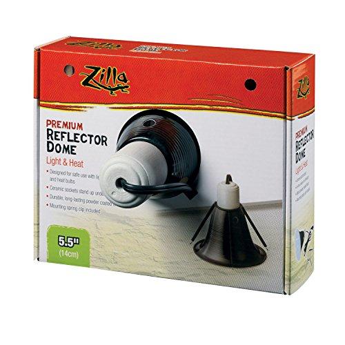 Zilla Premium Reflector Dome, Black 5