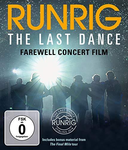 Runrig - The Last Dance - Farewell Concert Film [Blu-ray]