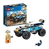 LEGO- City Auto da Rally del Deserto, Colore Vari, 60218
