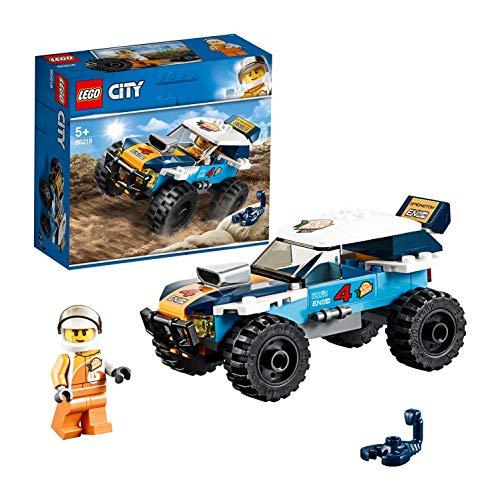 LEGO City - Auto da rally del deserto, 60218