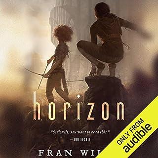 Horizon audiobook cover art