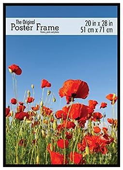 MCS 65761 Original Poster Frame 20 x 28 Inch Black